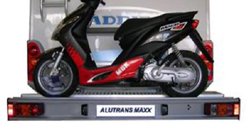 Motorradträger Wohnmobil